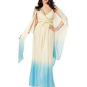 Gorgeous Athena Women's Costume Gown &  Headband